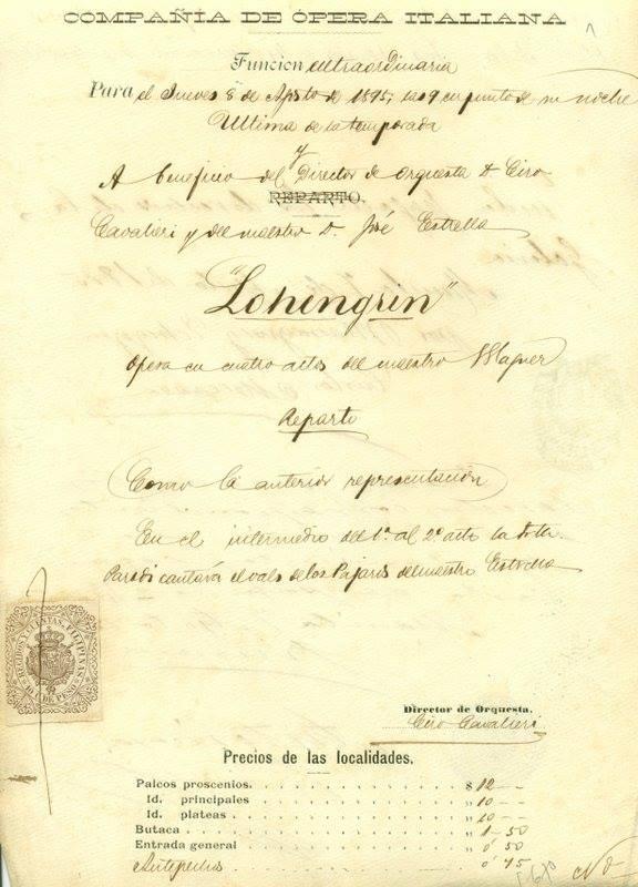 """Wagner's """"Lohengrin"""" in Manila"""