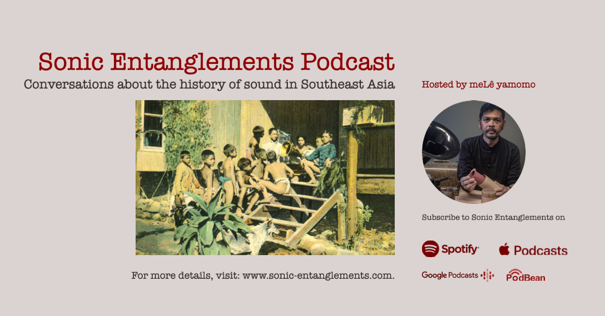 The Sonic Entanglements Podcast is up!