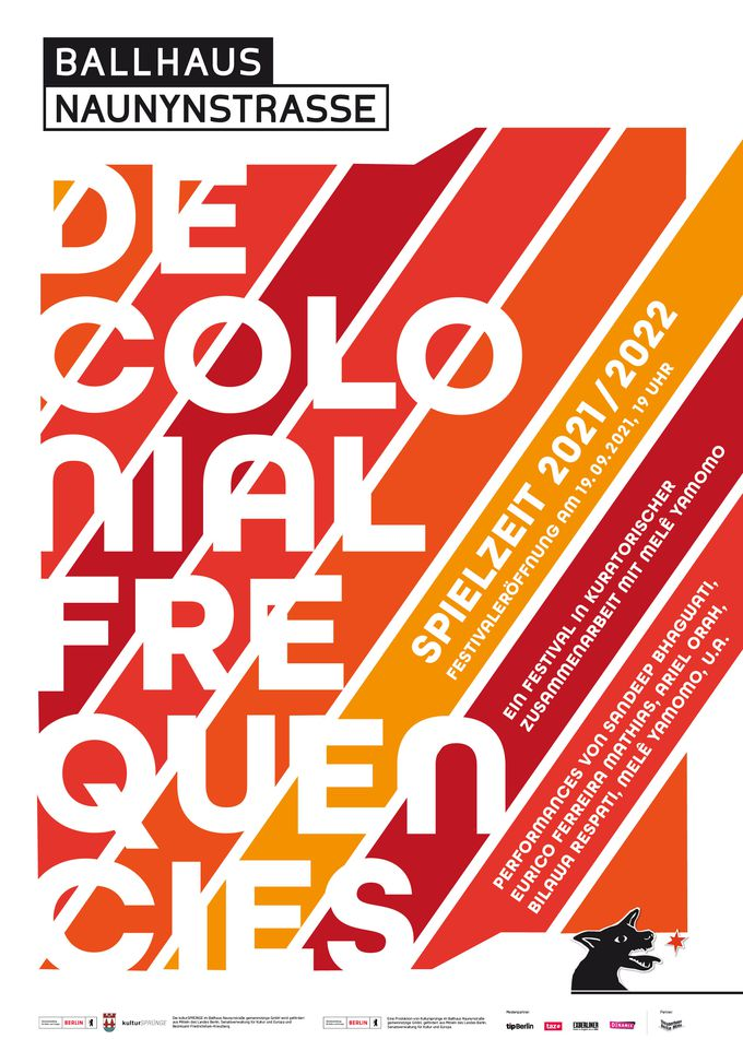 »Decolonial Frequencies Festival« Opening soon!